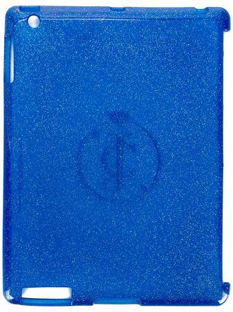 Juicy Couture  Tablet-Hülle im Glitter-Look - Blau blau