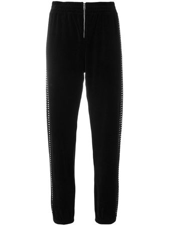 Juicy Couture  Verzierte Jogginghose - Schwarz schwarz