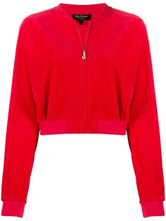 Juicy Couture  Verzierte Sportjacke - Rot rot