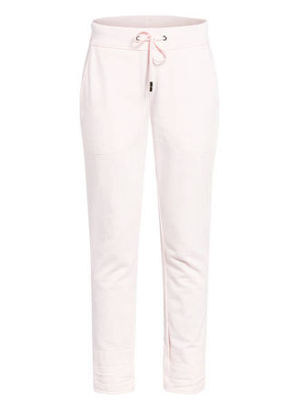 Juvia  Sweatpants pink beige