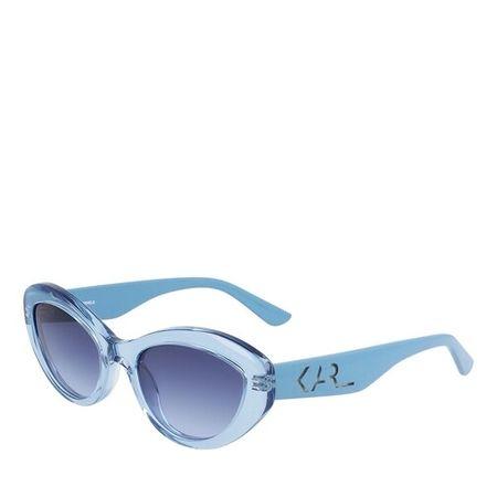 Karl Lagerfeld  Sonnenbrille - KL6039S - in blau - für Damen
