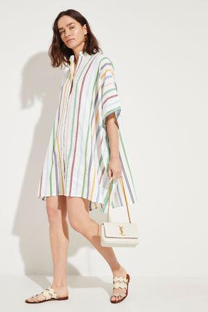 Karma Beach  - Baumwoll-Kimono 'Camilia Kimono' Multi 100% Baumwolle grau
