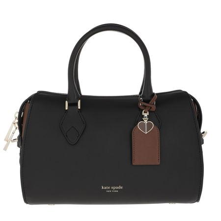 Kate Spade  New York Bowling Bag  -  Tate Small Duffle Bag Black  - in schwarz  -  Bowling Bag für Damen schwarz