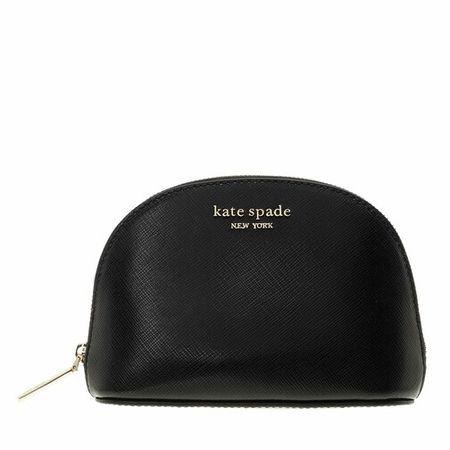 Kate Spade  New York Kosmetiktaschen - Small Dome Cosmetic - in schwarz - für Damen