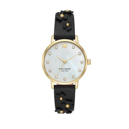 Kate Spade  New York Uhr  -  KSW1514 Metro Fashion Gold  - in gold  -  Uhr für Damen braun