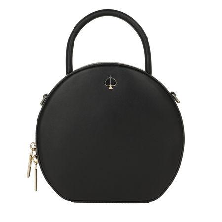 Kate Spade  New York Umhängetasche  -  Andi Canteen Bag Black  - in schwarz  -  Umhängetasche für Damen schwarz