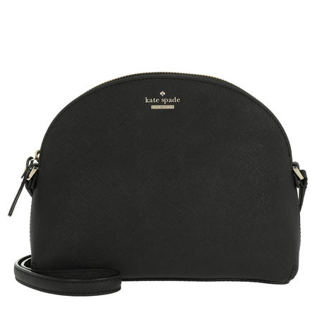 Kate Spade  New York Umhängetasche  -  Cameron Street Large Hilli Crossbody Bag Black  - in schwarz  -  Umhängetasche für Damen schwarz
