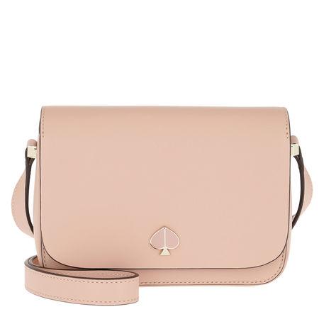 Kate Spade  New York Umhängetasche  -  Nicola Crossbody Bag Flapperpink  - in rosa  -  Umhängetasche für Damen braun