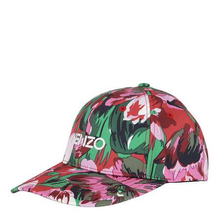 Kenzo  Caps  -  Vans X  Cap Medium Red  - in bunt  -  Caps für Damen
