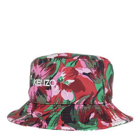 Kenzo  Caps  -  Vans X  Cap Medium Red  - in bunt  -  Caps für Damen rot