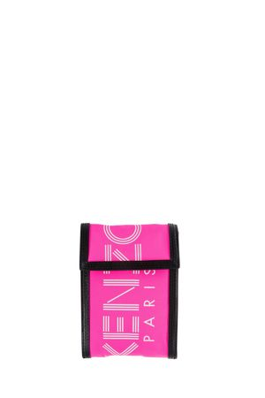 Kenzo Damen Smartphone-Etui Pink pink