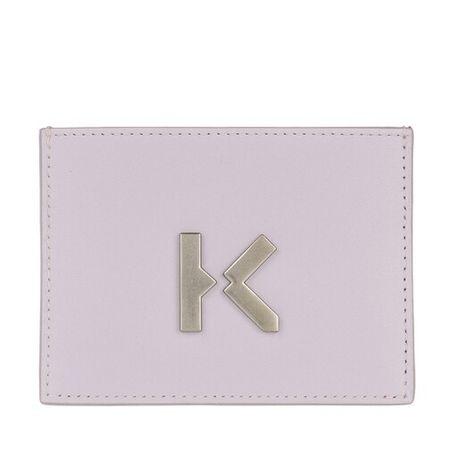Kenzo  Handyhüllen - Card Case - in lila - für Damen