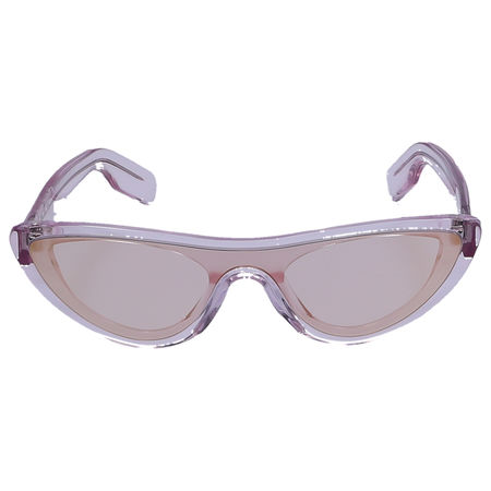 Kenzo  Sonnenbrille Cat Eye 40007I 72Z Acetat lila grau