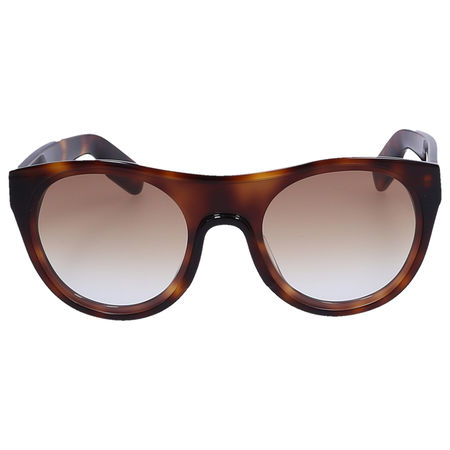 Kenzo  Sonnenbrille Round 40006I 52F Schildkröte braun braun
