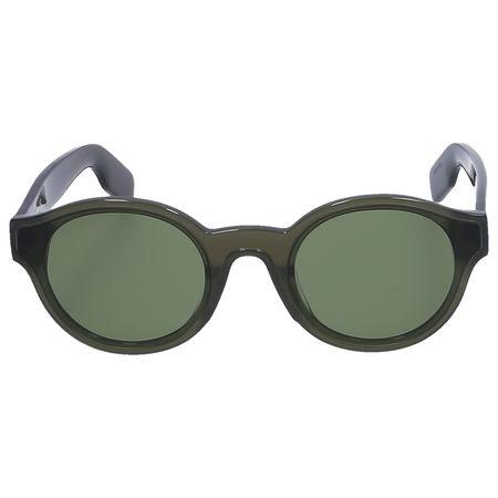 Kenzo Sonnenbrille Round 40008I 57N Acetat schwarz grau