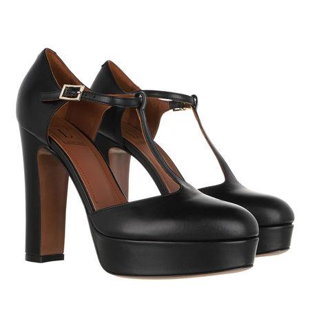 L'Autre Chose L´Autre Chose Pumps & High Heels - D'Orsay Pumps Lamb Leather - in schwarz - für Damen schwarz