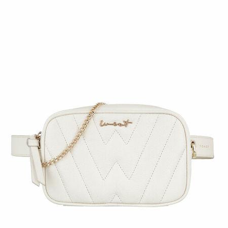 Weat  Bauchtaschen - Belt Bag Tofu Gold M / L - in weiß - für Damen