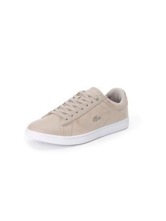 Lacoste Sneaker Carnaby Evo  rosé braun