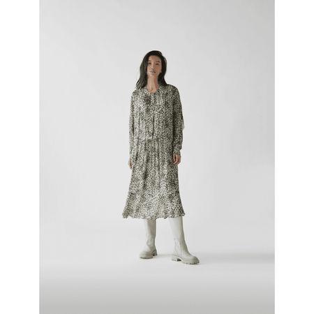 Lala Berlin Hemdblusenkleid mit Allover-Muster