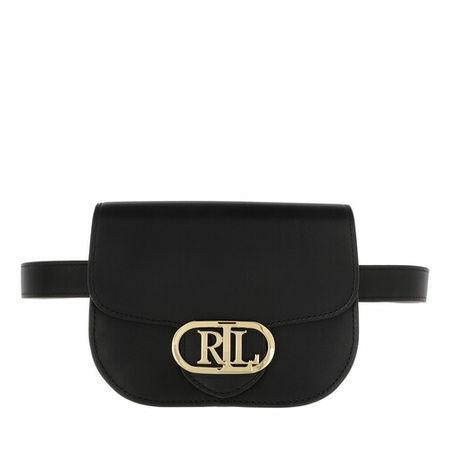 Lauren Ralph Lauren  Bauchtaschen - Addie 17 Belt Bag Medium - in schwarz - für Damen