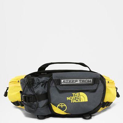 TheNorthFace The North Face Unisex Steep Tech Bauchtasche Vanadis Grey/lightning Yellow Größe Einheitsgröße Damen weiss