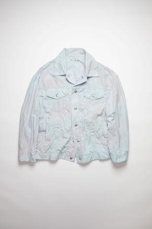 Acne Studios  FN-WN-OUTW000466 Powder blue/lilac Casual jacket grau