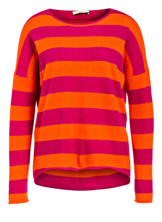 lilienfels  Cashmere-Pullover pink pink