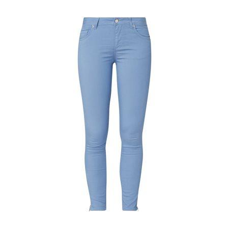 Liu Jo Coloured Skinny Fit Jeans blau
