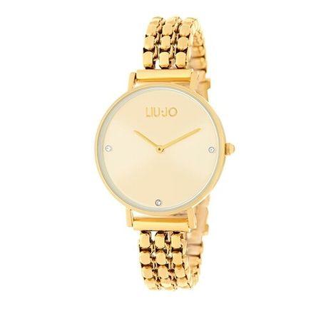 Liu Jo  Uhr - TLJ1387 Framework Quartz Watch - in gold - für Damen
