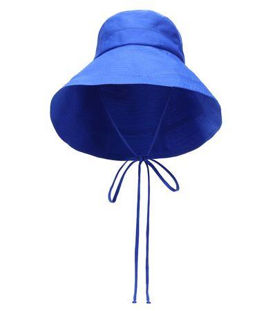 Lola Hats Exklusiv bei Mytheresa – Hut Georges blau