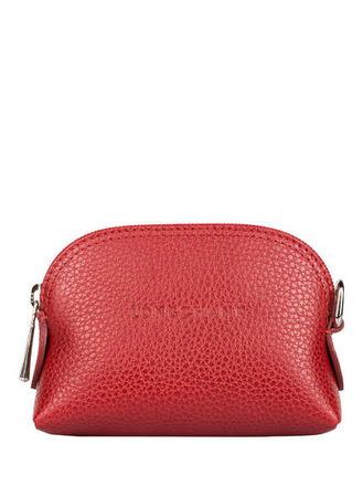 Longchamp  Kosmetiktasche Le Foulonne rot rot