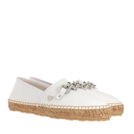 Love Moschino  Sandalen & Sandaletten - Scarpad Espa25 Nappa - in weiß - für Damen grau
