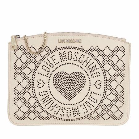 Love Moschino  Satchel Bag - Borsa Pu - in beige - für Damen