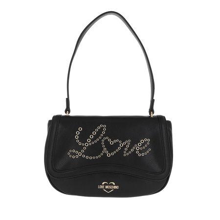 Love Moschino  Satchel Bag - Shoulder Bag - in schwarz - für Damen schwarz