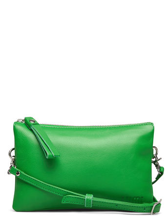 LUMI Venla All-In- Pouch Bags Small Shoulder Bags - Crossbody Bags Grün  gruen