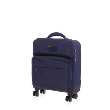 Mandarina Duck  Reisetasche  -  Work Now Trolley Eclipse  - in marine  -  Reisetasche für Damen grau