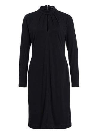 Marc Cain Marccain Kleid schwarz schwarz
