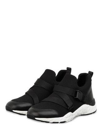 Marc Cain Marccain Sneaker schwarz schwarz