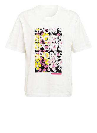 Marc Cain Marccain T-Shirt weiss weiss
