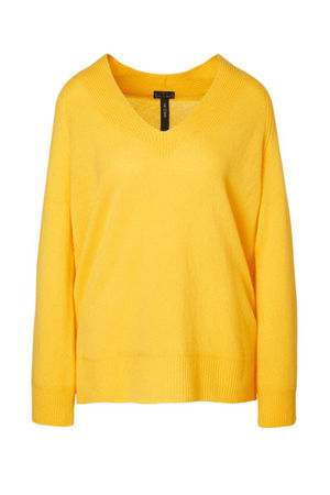 Marc Cain  Pullover 100% Made in Germany, Bunt Damen orange