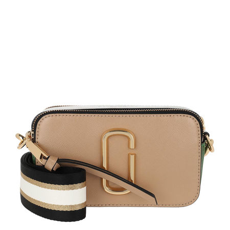 Marc Jacobs  Crossbody Bags - Snapshot Small Camera Bag - in beige - für Damen braun