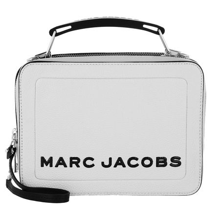 Marc Jacobs  Umhängetasche  -  The Box Bag Swedish Grey  - in grau  -  Umhängetasche für Damen grau