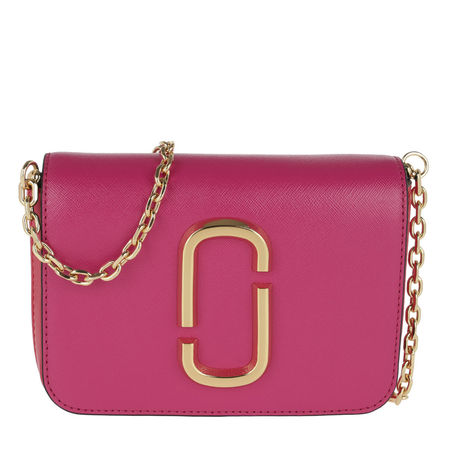 Marc Jacobs  Umhängetasche  -  The Hip Shot Diva Pink  - in bunt  -  Umhängetasche für Damen pink