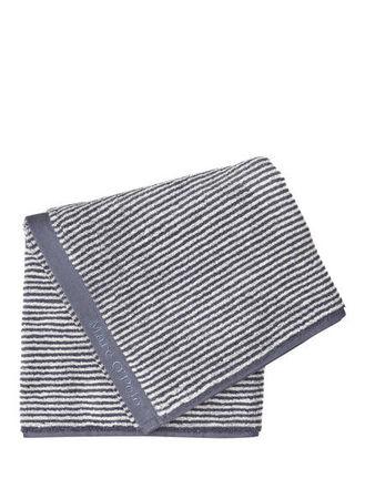 Marc O'Polo  Handtuch Timeless blau