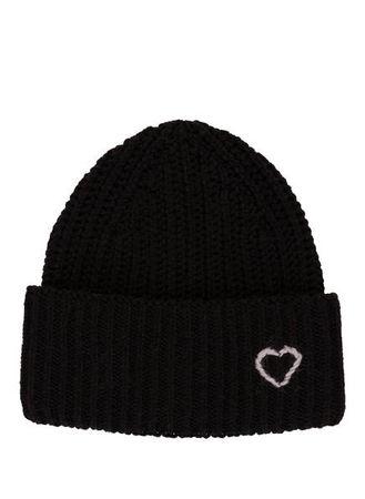Marc O'Polo  Mütze schwarz schwarz