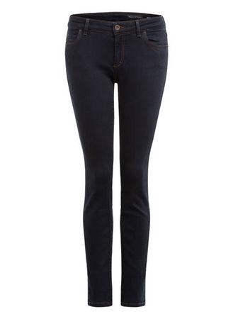 Marc O'Polo  Skinny Jeans Alby blau schwarz
