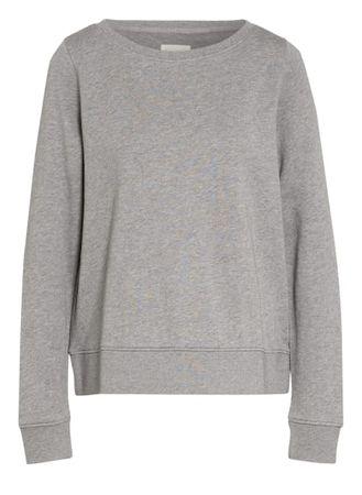 Marc O'Polo  Sweatshirt grau