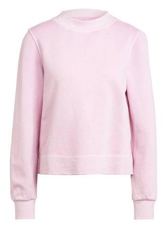 Marc O'Polo  Sweatshirt rosa braun