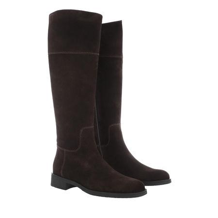 Mascaró  Boots & Stiefeletten - Napoli Boots Leather - in schwarz - für Damen schwarz