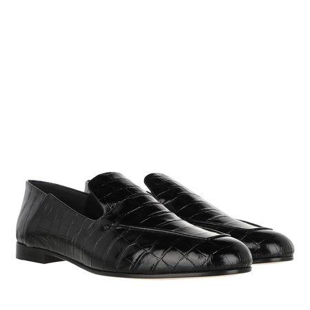 Max Mara  Loafers & Ballerinas - Larisa Footwear - in black - für Damen schwarz